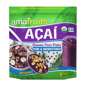 Frozen Açaí Packs