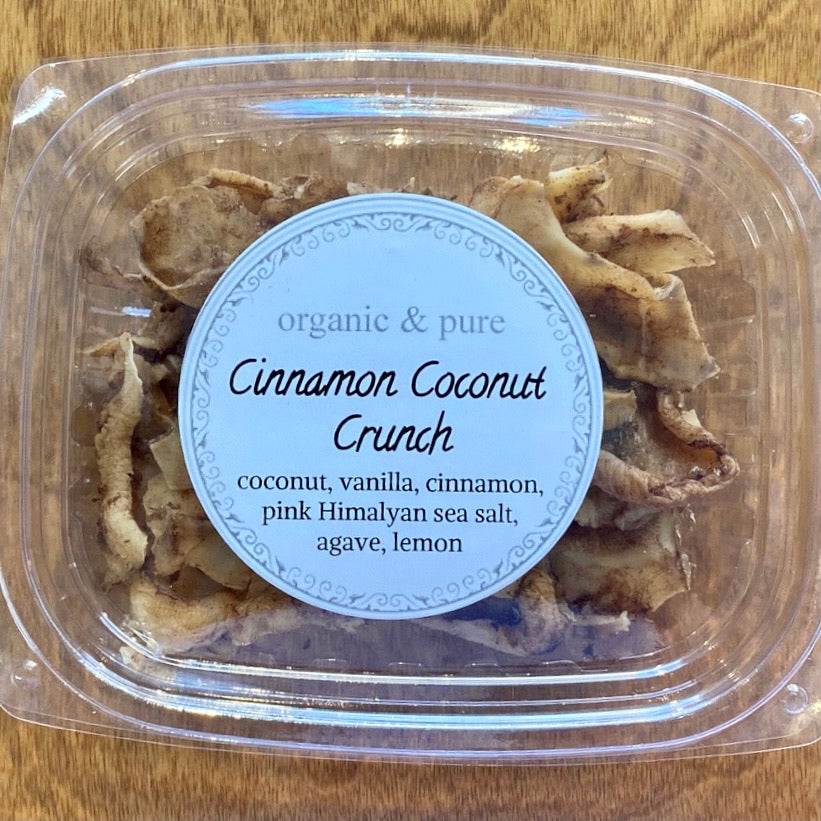 Cinnamon Coconut Crunch