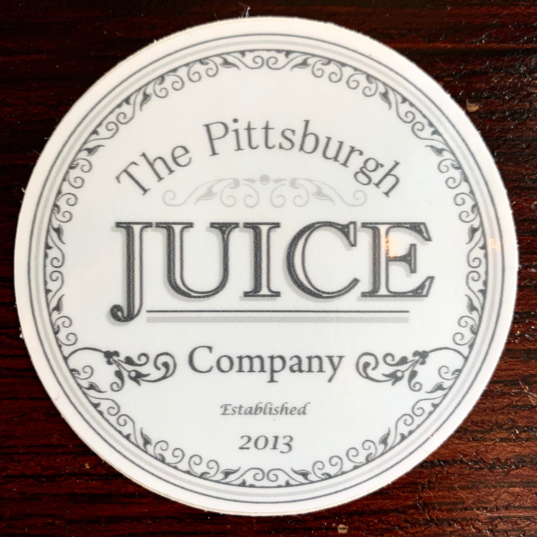 PJC Logo Sticker