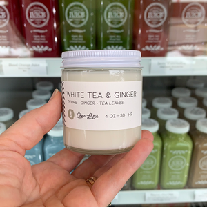 White Tea & Ginger Candle