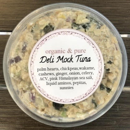 Deli Mock Tuna Salad
