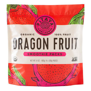 Frozen Dragon Fruit Packs