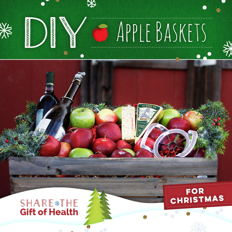 Healthy DIY Holiday Gift Ideas from Red Jacket Orchards