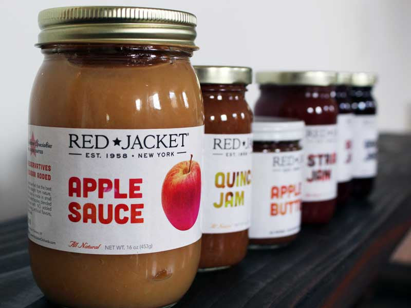 In the Pantry: Apple Sauce