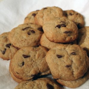 Applesauce Chocolate Chip Cookies Red Jacket Orchards