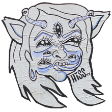 "Hiss: ""Cut From The Street"" #1-Digital Sticker Pack"