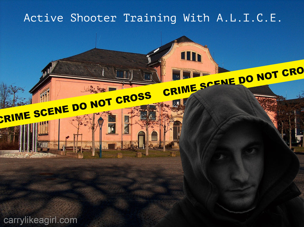 Active Shooter Training With A.L.I.C.E.