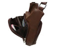 Roma 7085 Leather Quick Draw - Concealed Carry Purse