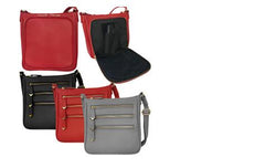 Roma 7017 Perfect Square - Locking Concealed Carry Purse