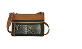Roma 7013 - Locking Concealed Carry Purse