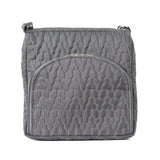 HidingHilda 3 Zip Messenger - Gray