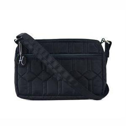 HidingHilda Mini Messenger - Black