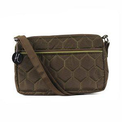 HidingHilda Mini Messenger - Camo Twist