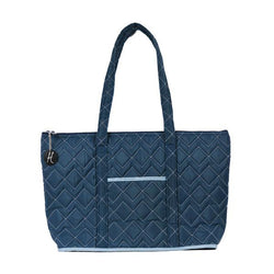 HidingHilda Treasure Tote – Navy