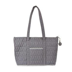 HidingHilda Treasure Tote - Gray