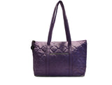 HidingHilda Treasure Tote – Purple