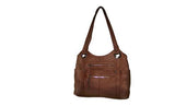 Roma 7008 Leather - Locking Concealed Carry Purse