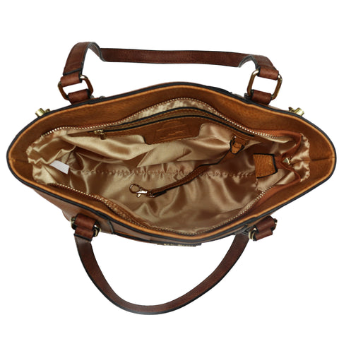 c9572962f49c Lady Conceal Alayne Tote Concealed Carry Purse – Carry Like A Girl, LLC