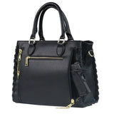 Lady Conceal Locking Laced Ann Satchel Concealed Carry Purse