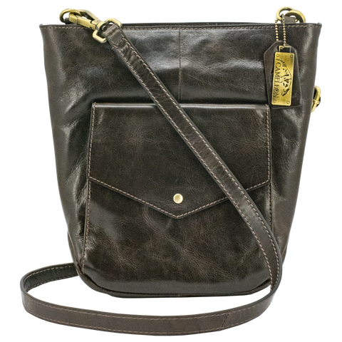 Cameleon Juno Fortuna Leather Concealed Carry Handbag