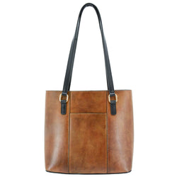Cameleon Hephaestus Classic Leather Concealed Carry Handbag