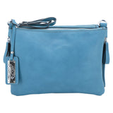 Cameleon Iris Cross Body Concealed Carry Handbag