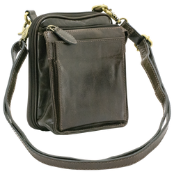 Cameleon Juno Nemesis Leather Concealed Carry Handbag