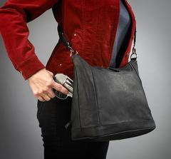 GTM 90 Concealed Carry Large Hobo Sac