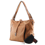 Lady Conceal Brooklyn Tote Concealed Carry Purse