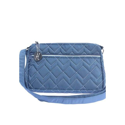 HidingHilda Mini Messenger - Blue