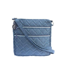 HidingHilda Michelle (aka Princess Gunslinger) 3 Zip Messenger - Blue
