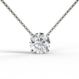 1 Carat Necklace