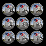 Load image into Gallery viewer, 45 Presidential Coin Collection