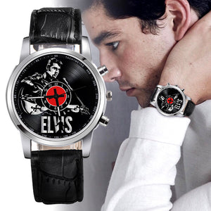 Commemorative Elvis Presley Watch
