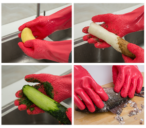 Fruit/Vegetable Peeling Gloves