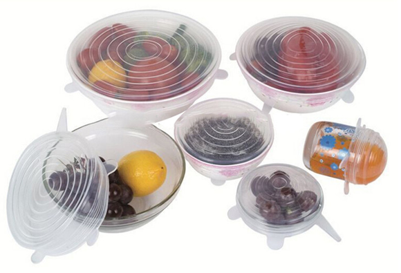 Stretchable Lid Covers
