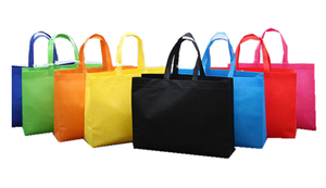 8 Pack Reusable Bags