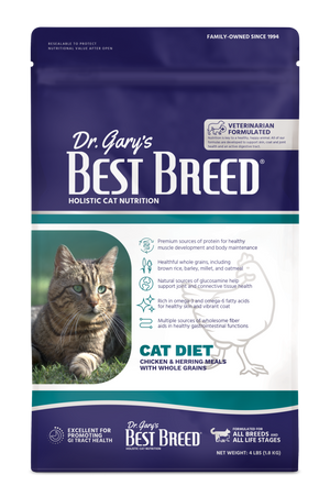 Dr. Gary's Best Breed Holistic Cat Diet