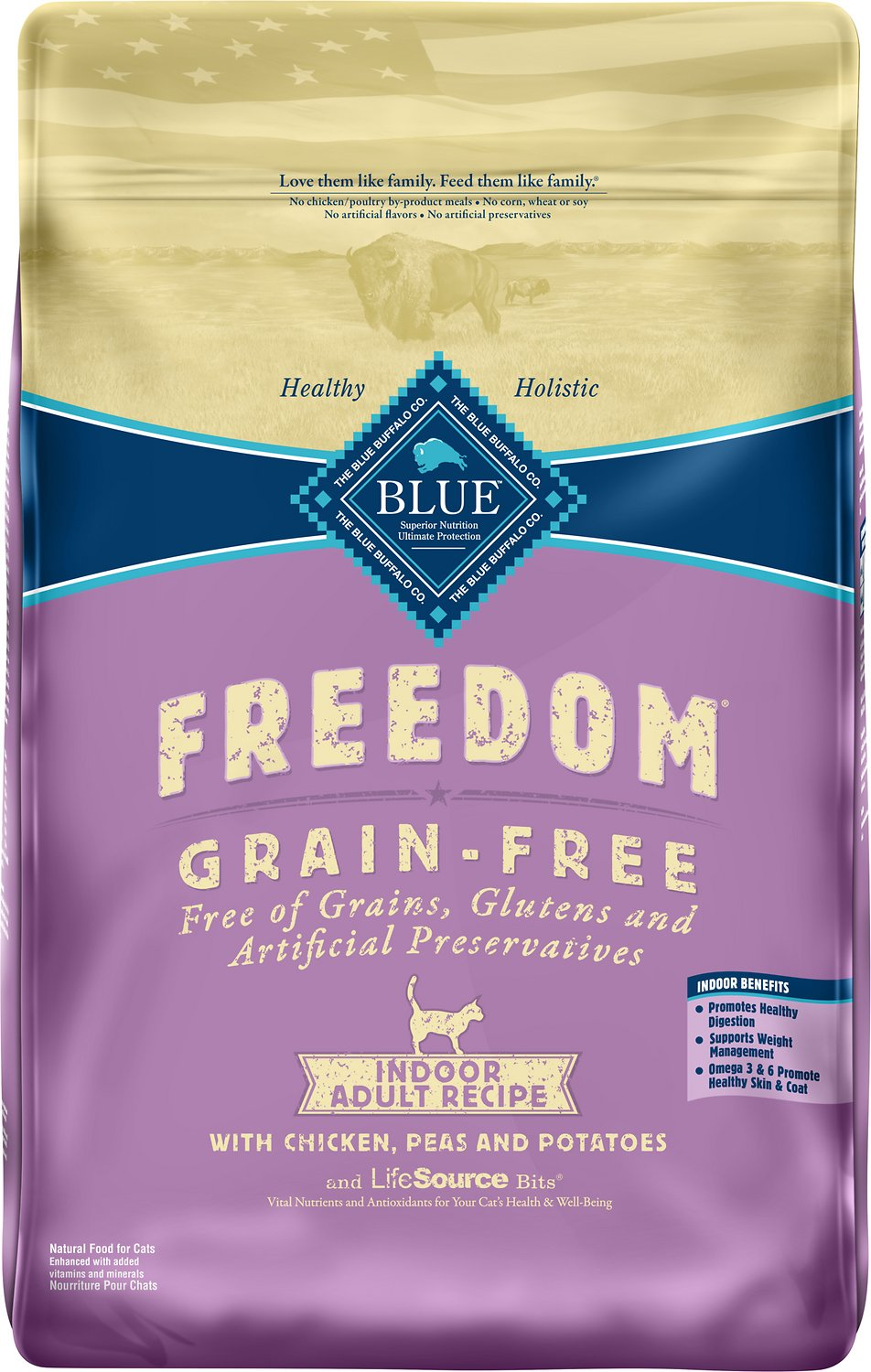 Freedom Grain-Free Adult Indoor