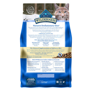 Indoor Grain-Free Chicken for Adult Cats