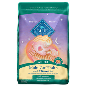 Multi-Cat Health Chicken and Turkey