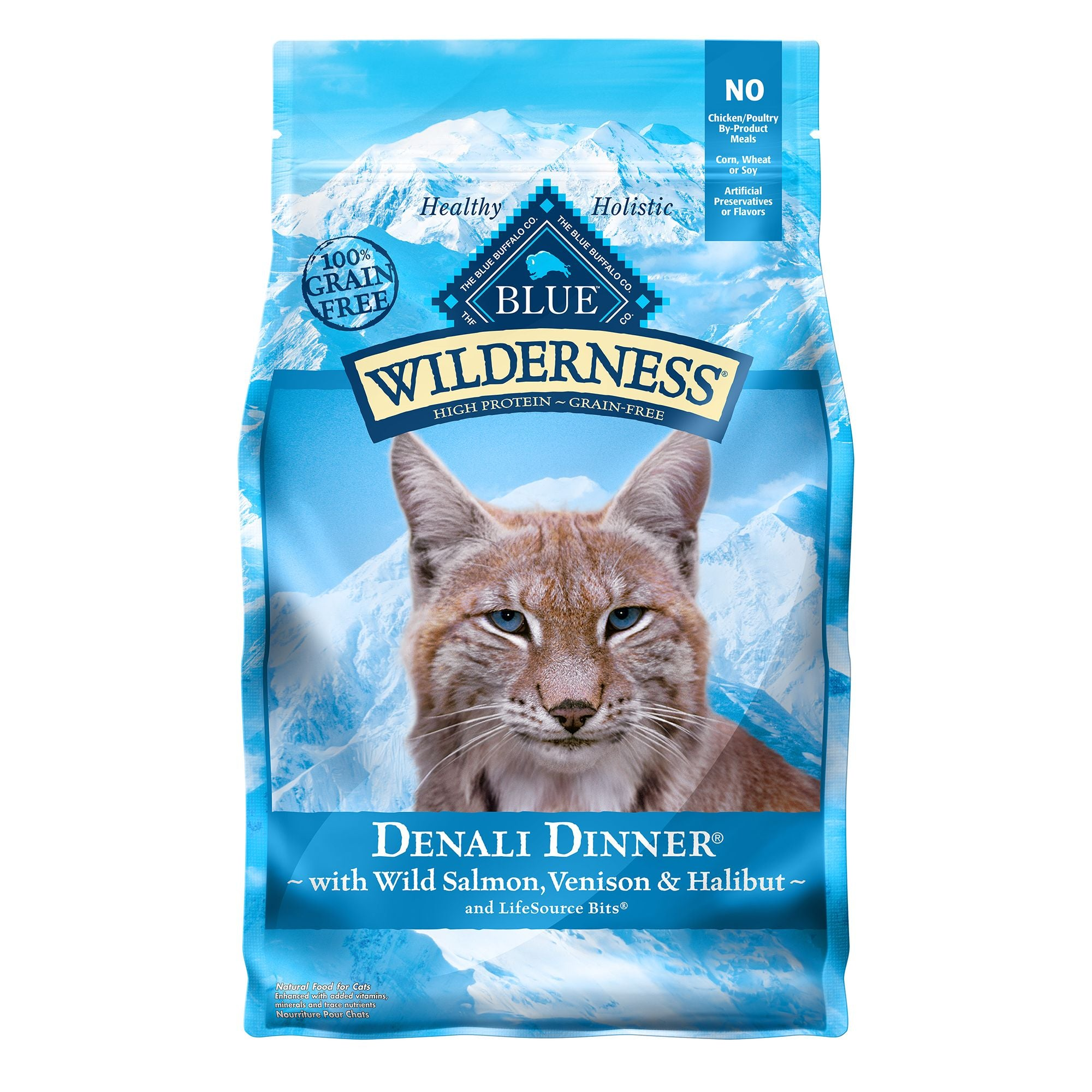 Blue Wilderness Grain-Free Denali Dinner