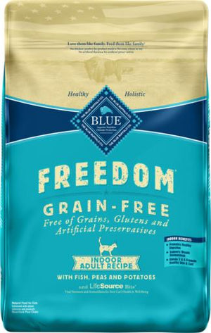 Freedom Grain-Free Adult Indoor Fish