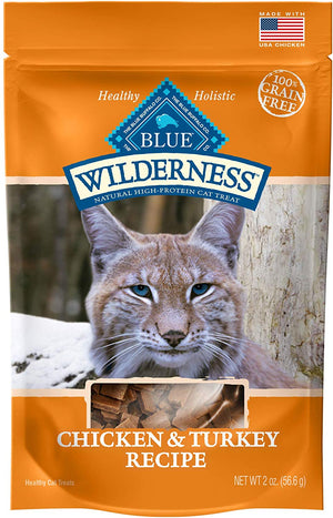 Blue Wilderness Grain-Free Chicken & Turkey Treats