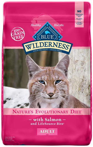 Blue Wilderness Nature's Evolutionary Diet with Salmon
