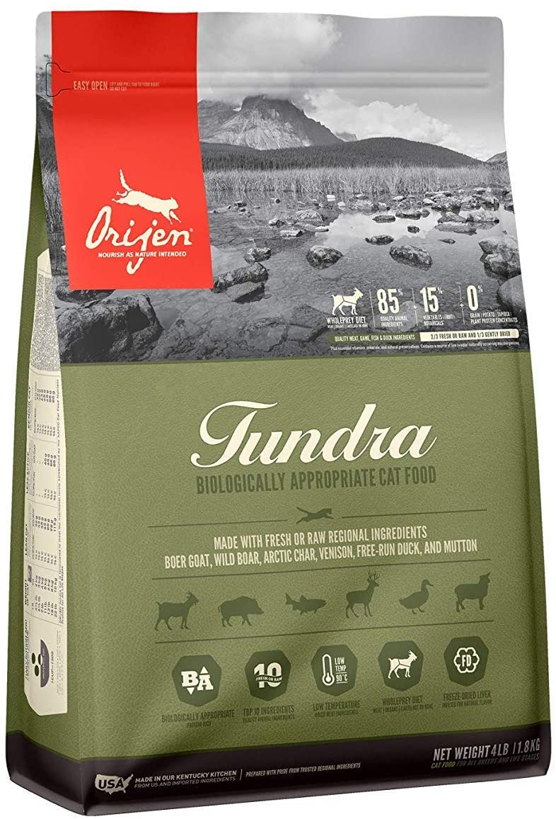 Tundra Dry Cat Food