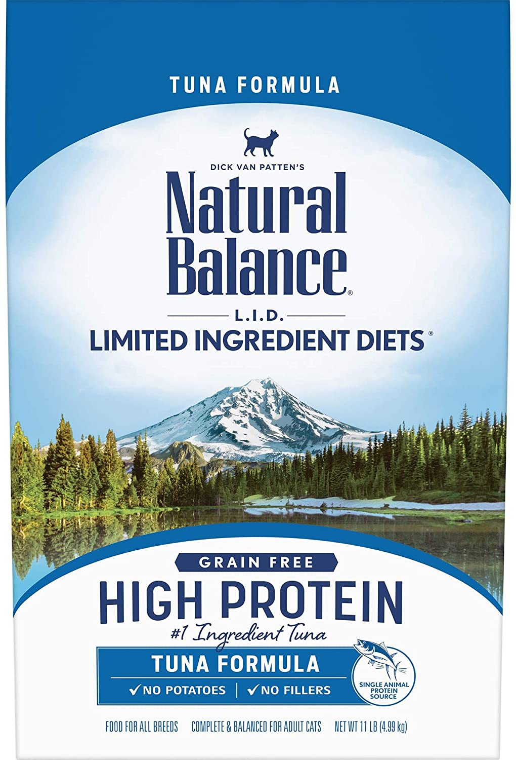 Limited Ingredient Diets High Protein Tuna