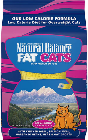 Fat Cats Low Calorie Dry Cat Food