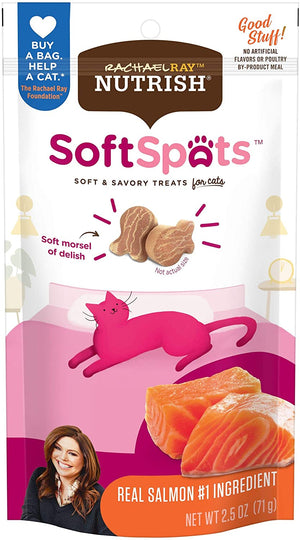 Soft Spot Salmon Cat Treats