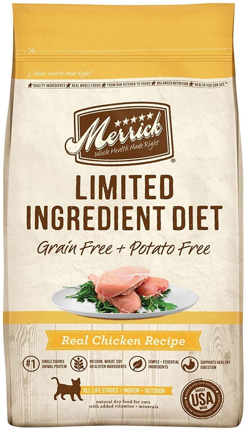 Limited Ingredient Diet Grain-Free Real Chicken Recipe